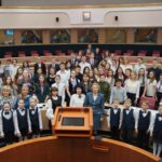 Детский парламентский час «Десятилетие детства: разговор на равных»